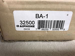 LEF and NEM Series Master Stations LDF LEM Aiphone BA-1 Paging Adapter for LAF