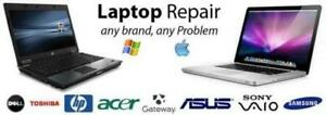 We repair laptops, Apple Mac computers for a CHEAPER PRICE! Call us now at 905-258-0333. City of Toronto Toronto (GTA) Preview