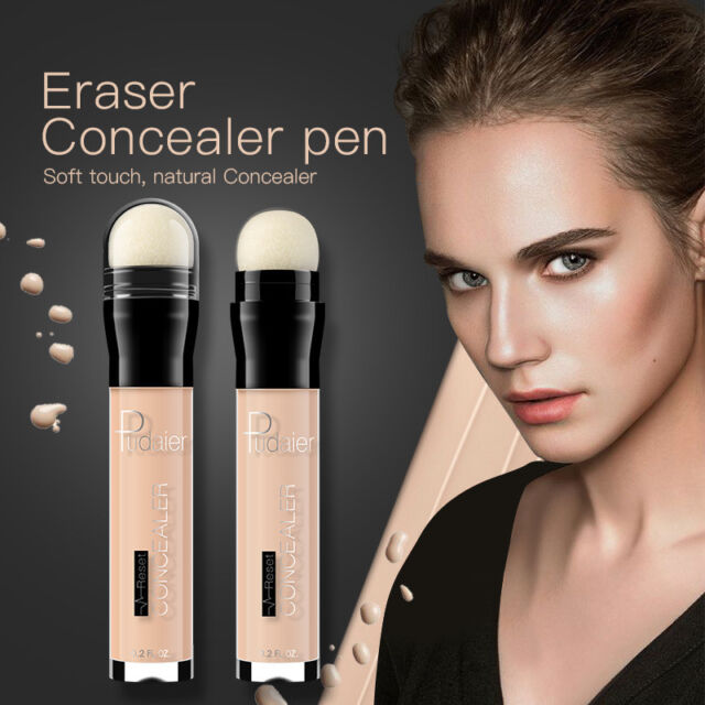 Face Eye Foundation Pen Stick Makeup Natrual Cream Highlight Concealer SALE