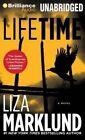 Lifetime by Liza Marklund (CD-Audio, 2014)