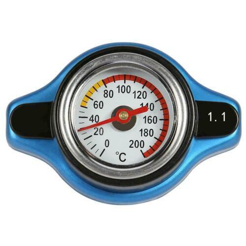 1.1 Voiture Bouchon de radiateur thermostatique+Indicateur de température MS