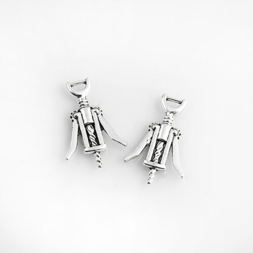 Silver Charms,Sterling Silver Charm,Star Charm,Cube Charm,Earring Charm,Earring Making,Necklace Making,Silver Pendant,Antique Pendant