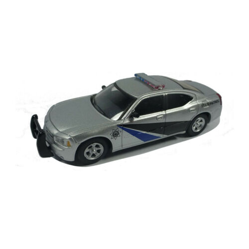 """Ricko 38068 Dodge Charger /"""" State Patrol /"""" Silver//Blue Scale 1:87 New !°"""