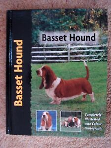 Basset Hound  By author Elizabeth Lanyon  Hardback Book  Brand New - <span itemprop='availableAtOrFrom'>Market Deeping, Nr.Peterborough, United Kingdom</span> - Basset Hound  By author Elizabeth Lanyon  Hardback Book  Brand New - Market Deeping, Nr.Peterborough, United Kingdom