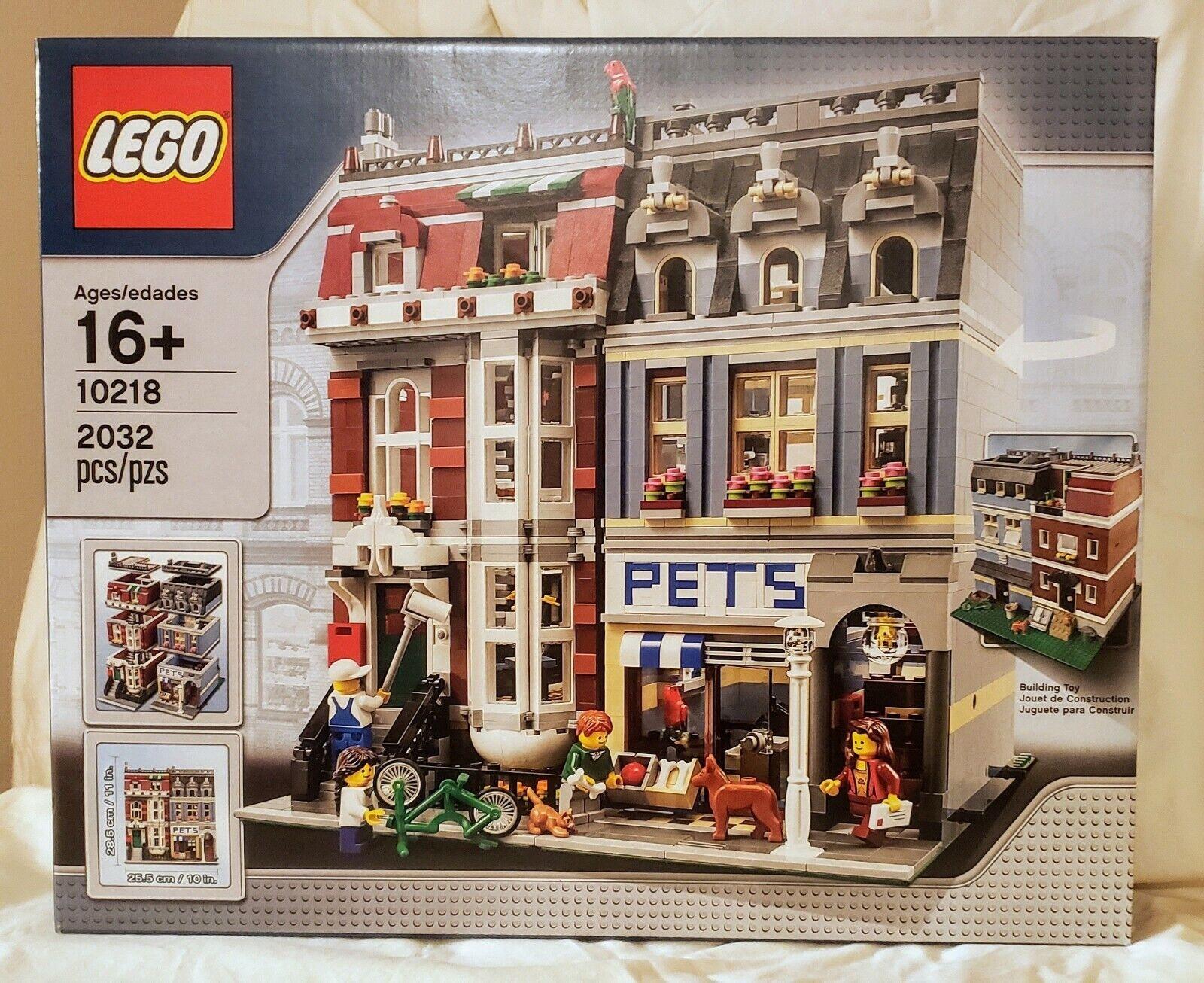 Lego Creator Tienda de Mascotas (10218) -  nuevo En Caja