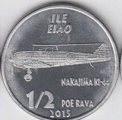 ½ Poe Rava 2015 Plane Douglas BD2 unusual Alu Ø20mm FRENCH PACIFIC FAKAHINA