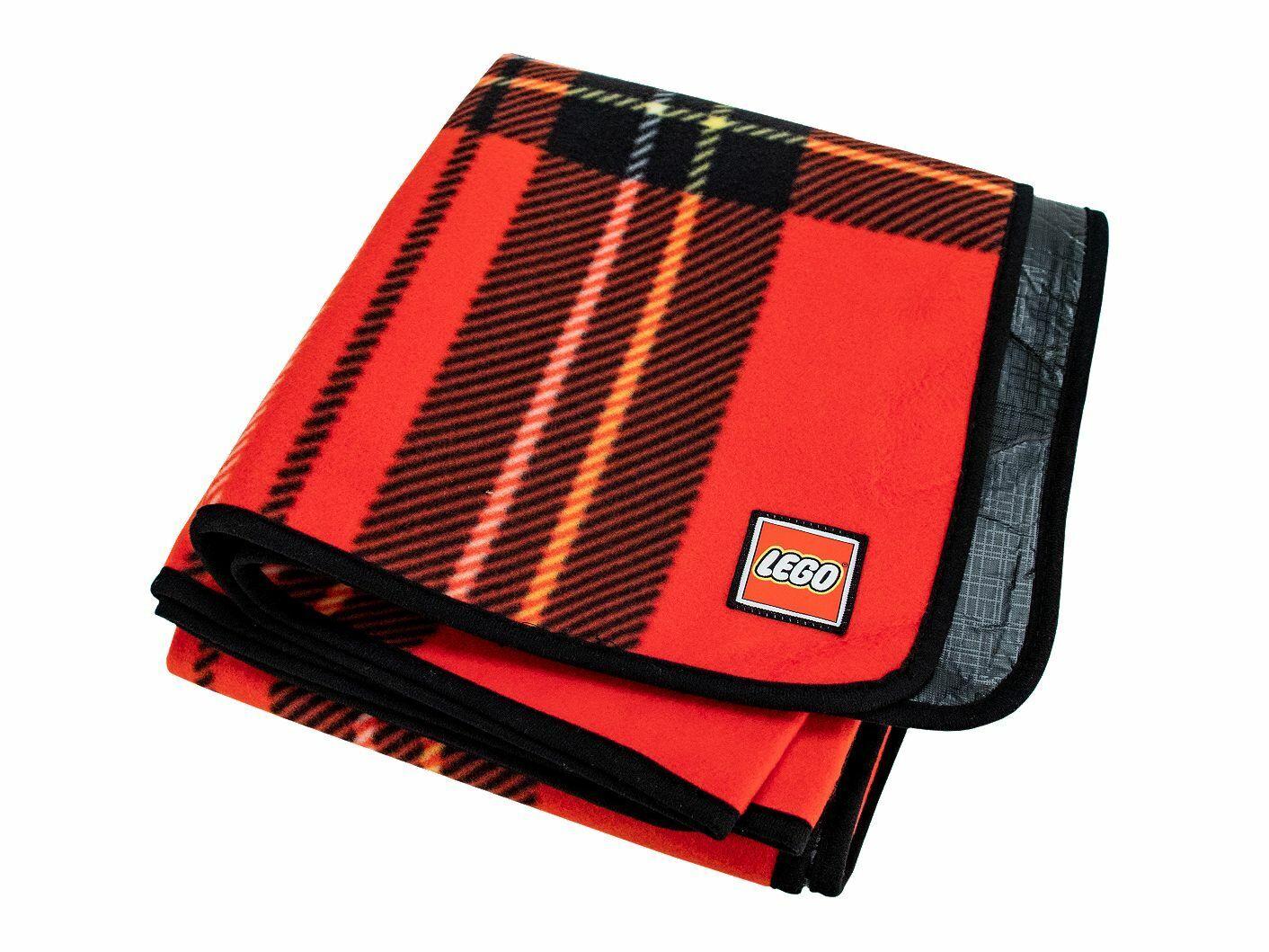 LEGO 5006016 Picnic Blanket Bre nuovo   gratuito SHIPPING   forma unica