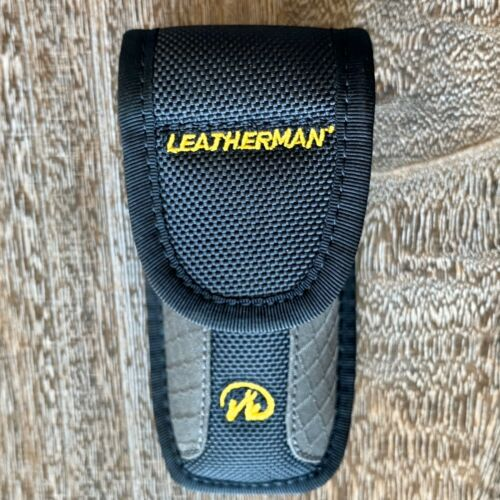 Charge Plus some Knives Leatherman Nylon Sheath; Medium: for Wave+ Charge TTi