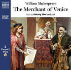 The Merchant of Venice by William Shakespeare (CD-Audio, 2008)