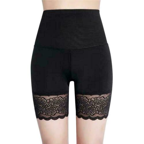 Anti-Chafing Ice Silk Thigh Saver Women/'s Safety Pants T6L2
