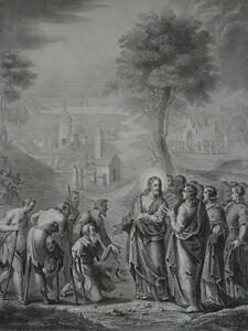 Jesus-Christ-all-Sent-de-Jean-Ask-in-Jesus-Gravure-of-1863