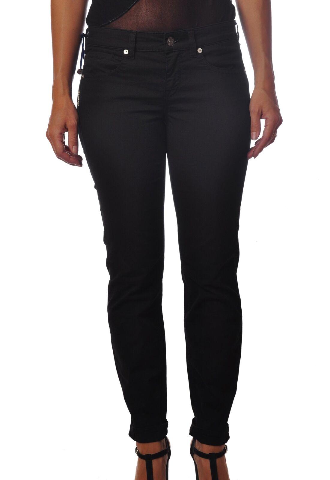 Latinò - Pantaloni-Pantaloni - femmes - noir - 3848302C184156