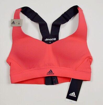Indipendente Adidas Chill Ragazza Sport Reggiseno Guscio Tank Top Shirt Bambini Nero/corallo Rosa-e Pink It-it Mostra Il Titolo Originale Vendendo Bene In Tutto Il Mondo