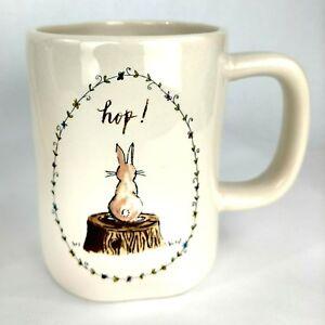 RAE-DUNN-MAGENTA-Artisan-Collection-Easter-Holiday-Hip-Hop-bunny-Tea-Coffee-mug