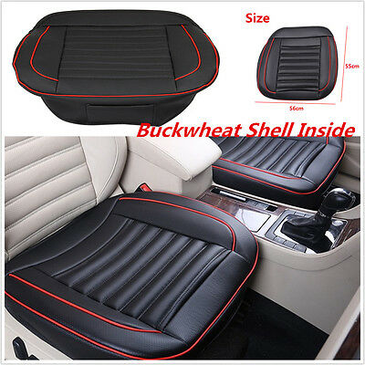 Universal Car Seat Cover Buckwheat Shell Inside Healthy Mat Seat Protector Cover