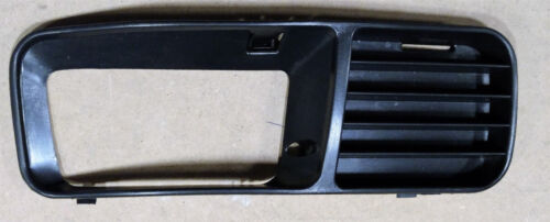 VW CADDY II 95-04 POLO Gitter Blende Stoßstange Nebelscheinwerfer RECHT mit Loch