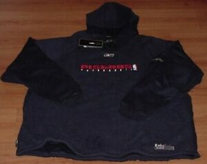 Detroit-Pistons-Hoodie-3XL-Hooded-Sweatshirt-Authentic-Embroidered-Logos-NBA