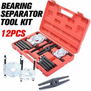 12pcs-Bearing-Splitter-Gear-Puller-Fly-Wheel-with-Box-Separator-Set-Tool-Kit-AU