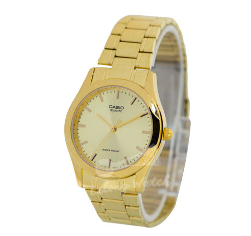 1 of 1 - -Casio MTP1275G-9A Men's Metal Fashion Watch Brand New & 100% Authentic