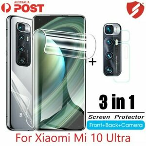 For-Xiaomi-Mi-10-Ultra-Screen-Protector-Anti-Scratch-Skin-Wrap-Smart-Protection