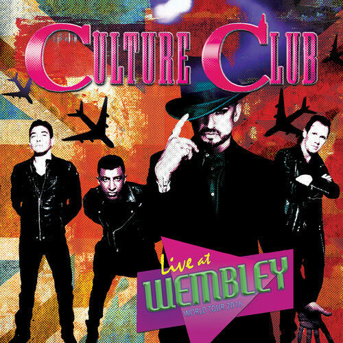 Culture Club - Live At Wembley - World Tour 2016 [New Vinyl LP] Colored Vinyl, L