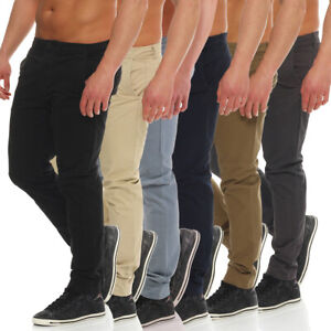 Jack-And-Jones-Chino-Pants-jjmarco-jjenzo-in-5-colori-moderna-slim-fit-Nuovo