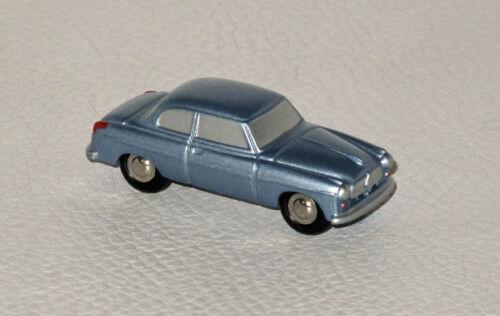 Schuco Piccolo Automodel 1:90 01561 Borgward Isabella blau  in OVP