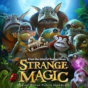 STRANGE-MAGIC-2015-Original-Soundtrack-CD-Sealed