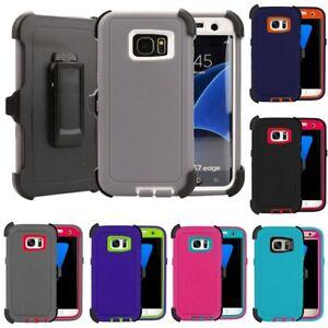 sale retailer 22734 6f60d Details about For Samsung Galaxy S6 Edge Plus + Case Universal Belt Clip  Fit Otterbox Defender