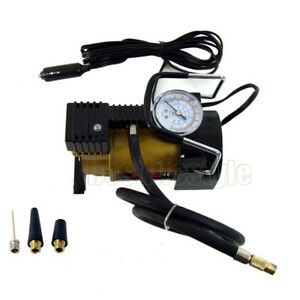 12V-Car-Air-Compressor-Heavy-Duty-100psi-Pump-Truck-4WD-Boat-Tyre-Tire-Inflator