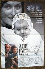 a Cry in The Dark (1988) DVD Meryl Streep Sam Neill