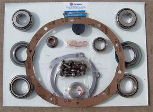 9-034-Ford-Master-Bearing-Kit-TIMKEN-USA-9-Inch-3-25-034-Daytona-amp-Solid-Spacer