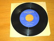 """CHRISTMAS 45 RPM - GIANNI RUSSO - CONTEMPO 1623 - """"A TIME FOR GIVING"""""""