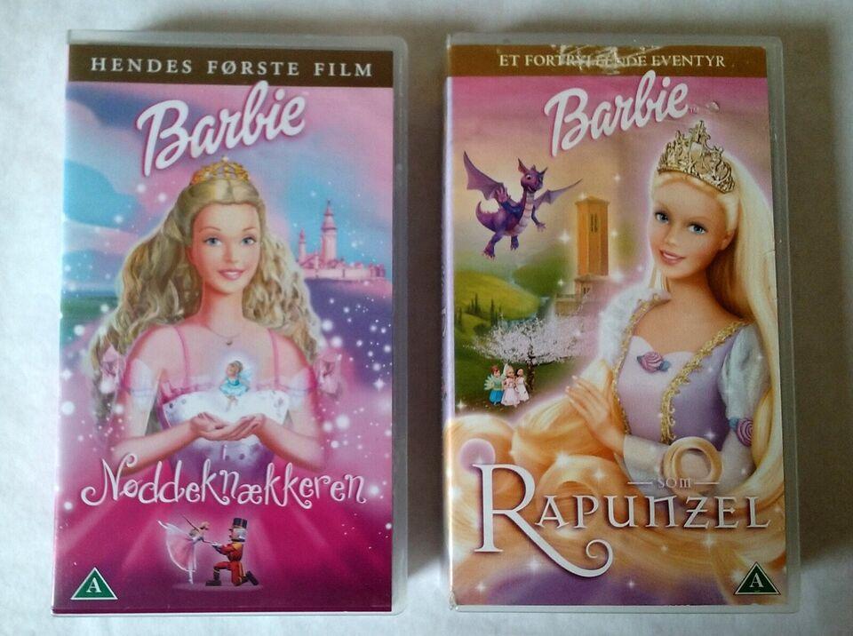 Tegnefilm, Barbie