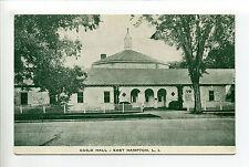 East Hampton L.I. NY (Suffolk County) Guild Hall