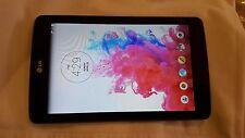Unlocked Nice LG G Pad LG - V410 7.0 Wi-Fi (AT&T) 16GB Black Tablet clean imei