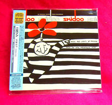 Harry Nilsson SKIDOO JAPAN AUTHENTIC MINI LP CD NEW OUT OF PRINT BVCM-35115