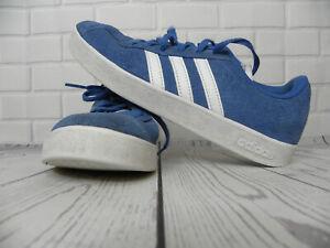 adidas court azul niño