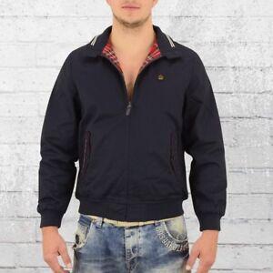 Merc London Limitiert Harrington Männer Jacke Fifty Blau Herren England Skinhead Kleidung & Accessoires