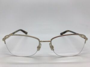 ed25bdd487c SWAROVSKI FELECIA SW 5140 032 WOMANS EYE GLASSES FRAMES EYEWEAR 54 ...