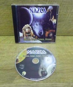 Nazca  Indians Songs Nature Dreams  CD  FREE UK POSTAGE - SOMERSET, United Kingdom - Nazca  Indians Songs Nature Dreams  CD  FREE UK POSTAGE - SOMERSET, United Kingdom