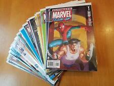Ultimate Marvel Team-Up 1-16 (1 2 3 4 5 6 7 8 9 10 11 12 13 14 15 16) NM-