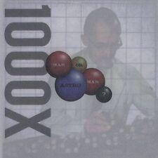 MAN OR ASTROMAN - 1000x - CD ** Very Good condition **