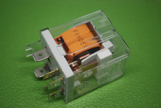 Finder 65 Series Power Relay 20A 250VAC Part # 65.31.8.230.0000