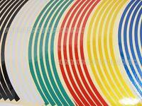Rim Stickers Wheel For Honda Cbr600 Fx Fy F1 F2 F3 F4 F4i F Sport F5 16''17''g