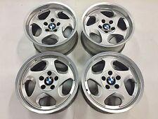 "BMW M5 E34 Styling 21 wheels M System 2 17"" 8J 9J genuine throwing stars"