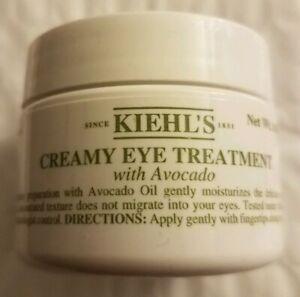 Kiehl-039-s-Avocado-Eye-Treatment-0-95-Oz-Lrg-Sealed-New-Batch-Code-18R8-Exp-08-2021