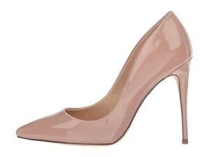 e0557cda441 Steve Madden DAISIE DARK BLUSH PATENT Women s Classic Pointy Toe ...