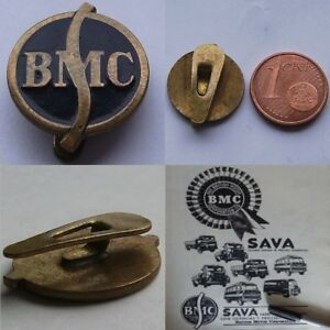 Details about SAVA BMC Engine buttonhole badge Reversknopf knopfloch  tractor truck lorry