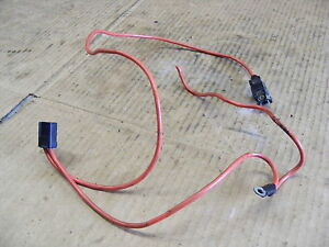yamaha f 150 hp 63p 82105 00 00 engine cable wire wiring outboard ebay